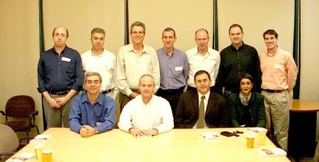 Participants in Merage Executive Leadership Program